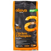 Аллева Натурал д/с курица,тыква Макси 12 кг/ALLEVA NATURAL ADULT CHICKEN & PUMPKIN MAXI 12KG