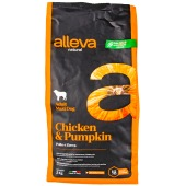 Аллева Натурал д/с курица,тыква Макси 2 кг/ALLEVA NATURAL ADULT CHICKEN & PUMPKIN MAXI 2KG